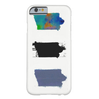 Shades of Iowa Barely There iPhone 6 Case