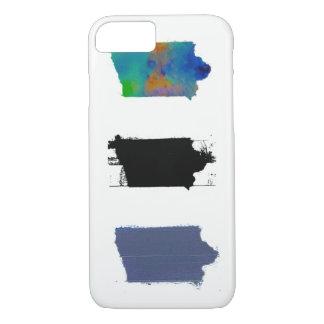 Shades of Iowa iPhone 7 Case