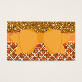Shades of Lemon Gold2 Business Card
