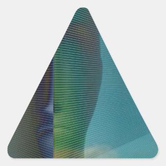 Shades of man.jpg triangle sticker
