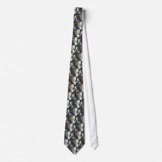 Shades of Night Tie