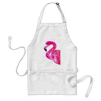 SHADES OF PINK ADULT APRON