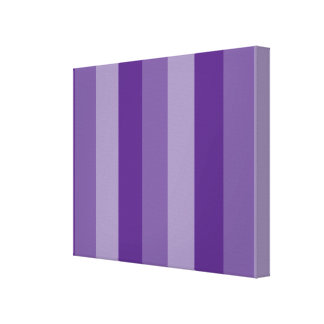Shades of Purple Canvas Print