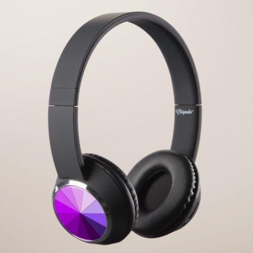 shades of purple headphones