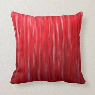 Shades of Red American MoJo Pillows