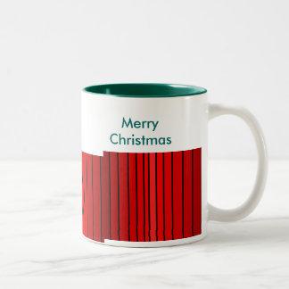 Shades of Red - English/Spanish mug