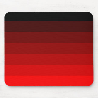 Shades of Red Mouse Pad