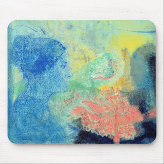 Shades of Sleep (pastel on paper Mouse Pad