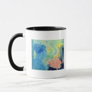 Shades of Sleep (pastel on paper Mug