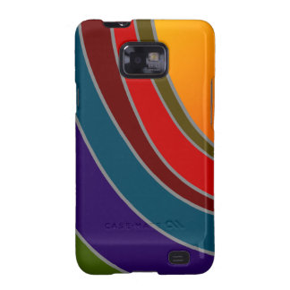 Shades of Sunset Samsung Galaxy S Case-Mate Case