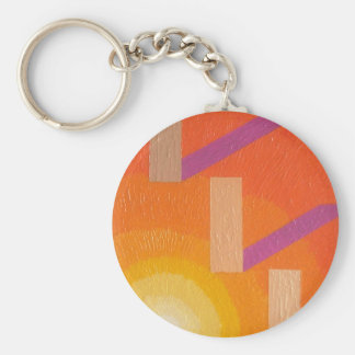 Shades of the Passed one Keychain
