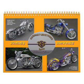 Shadley Show Case 2014 Calendar
