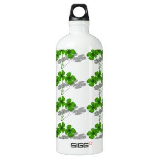 Shadow 4-Leaf Clover SIGG Traveler 1.0L Water Bottle