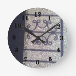 Shadow Wall Clocks Zazzle