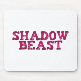 shadow beast tapetes de ratón