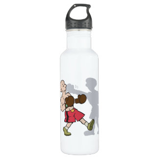 Shadow Boxing 24oz Water Bottle