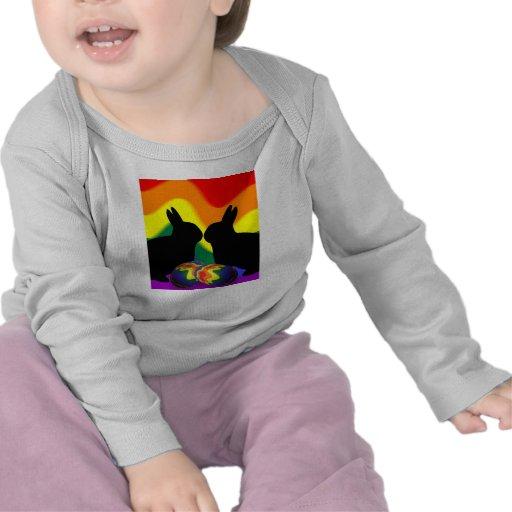 Shadow Bunnies Shirts
