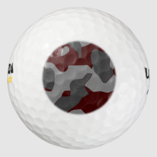 Shadow Camo Golf Balls