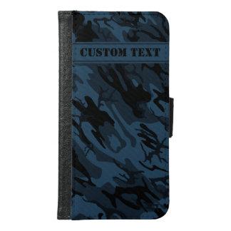 Shadow Camo Smartphone Wallet w/ Text