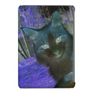 Shadow Cat in Lavender iPad Mini Retina Case