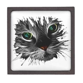 Shadow Cat Jewelry Box