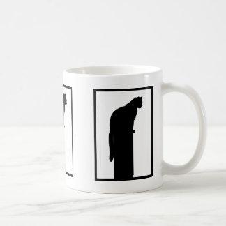 Shadow Cat Mug