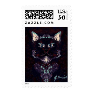SHADOW CAT ~ POSTAGE