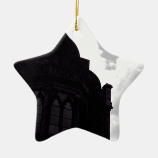 Shadow Ceramic Ornament