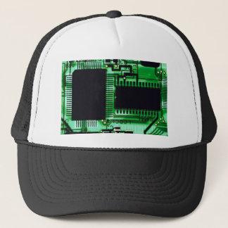 Shadow chips trucker hat