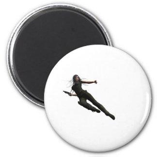 Shadow Dancer Magnet