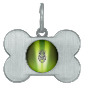 SHADOW DUCK GRUNGE GBW PET NAME TAG