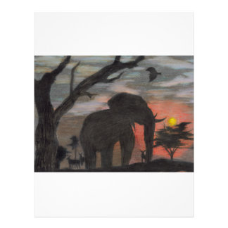 Shadow Elephant Flyer