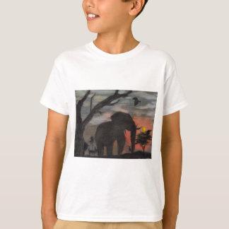Shadow Elephant T-Shirt