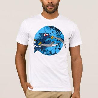 Shadow Evil Warrior Ninja  T-Shirt