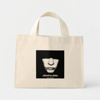 Shadow Face Tote Tote Bag