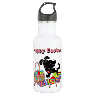 Shadow Found the Easter Basket 18oz Water Bottle