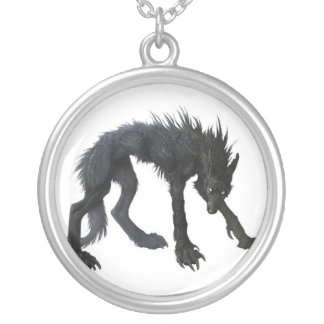 Shadow Fox Necklace