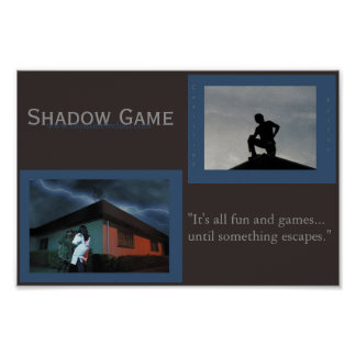 Shadow Game Poster