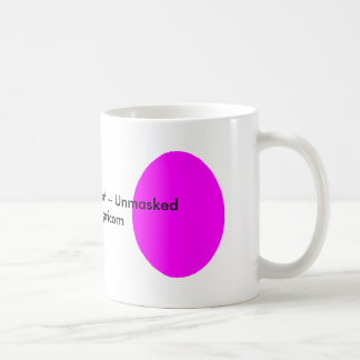 Shadow Government -- Unmasked Pluto in Capricorn Coffee Mug