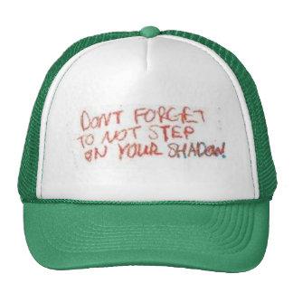 shadow! trucker hat