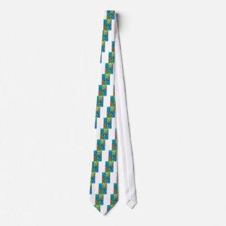 Shadow Heron Neck Tie