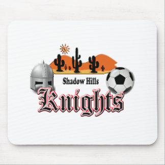 Shadow Hills Knights Mouse Pad