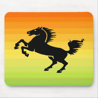 Shadow Horse mouse pad