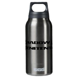 Shadow Lake Penitentiary Black Thermos Water Bottle