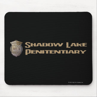 Shadow Lake Penitentiary Gold Mouse Pad