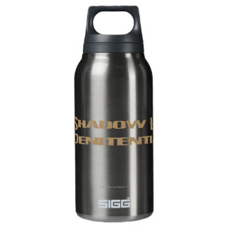 Shadow Lake Penitentiary Gold Thermos Bottle