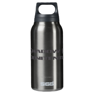 Shadow Lake Penitentiary Grey Insulated Water Bottle