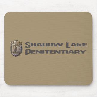 Shadow Lake Penitentiary Grey Mousepad