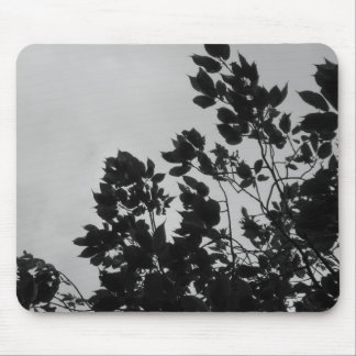 Shadow Leaves Mouse Mats