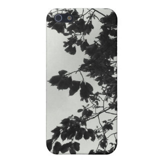 Shadow Leaves Phone Case